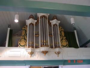 Het Schölgens orgel